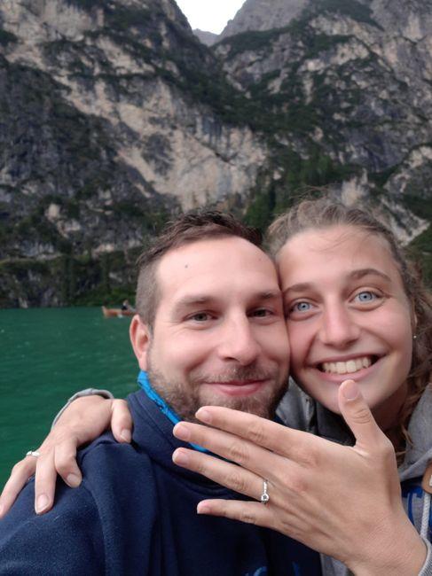 Avete una foto del momento della proposta? 💍📸 5