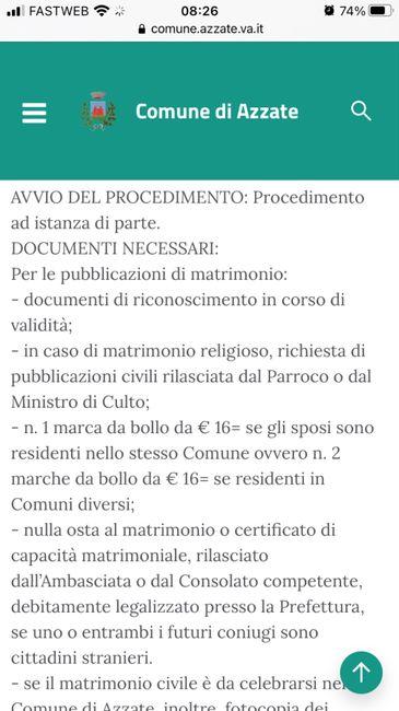 Parte Burocratica 2