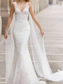 Abiti sirena sposa 🧜♀️ 👰♀️ 4