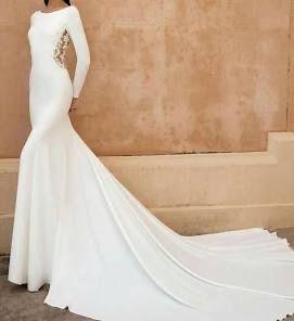Abiti sirena sposa 🧜♀️ 👰♀️ 6