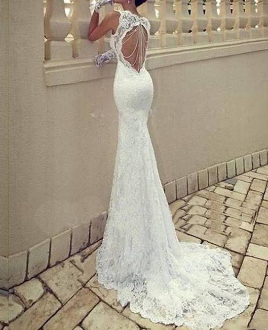 Abiti sirena sposa 🧜♀️ 👰♀️ 11