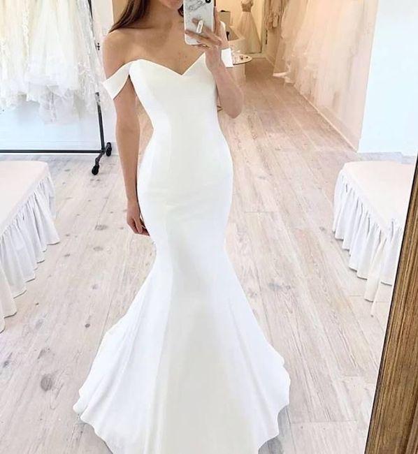 Abiti sirena sposa 🧜♀️ 👰♀️ 20