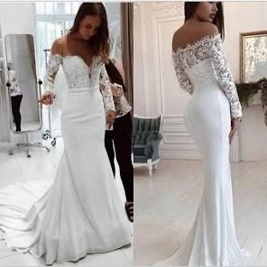 Abiti sirena sposa 🧜♀️ 👰♀️ 34