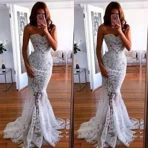 Abiti sirena sposa 🧜♀️ 👰♀️ 39