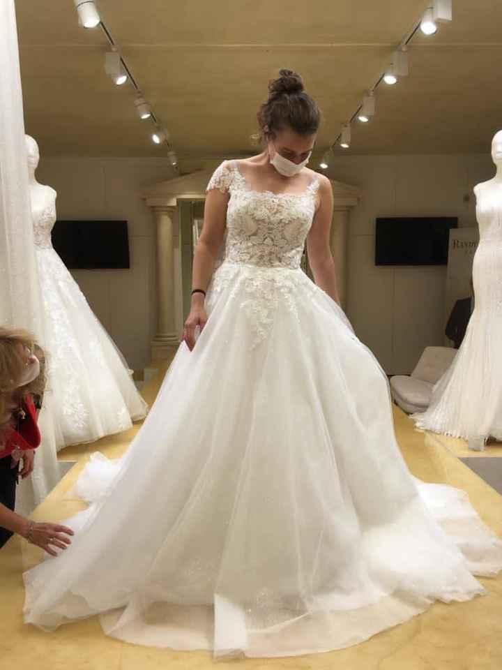 Vestito sposa 2021 - 1