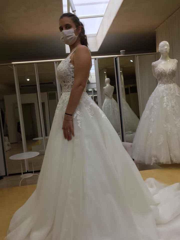 Vestito sposa 2021 - 2