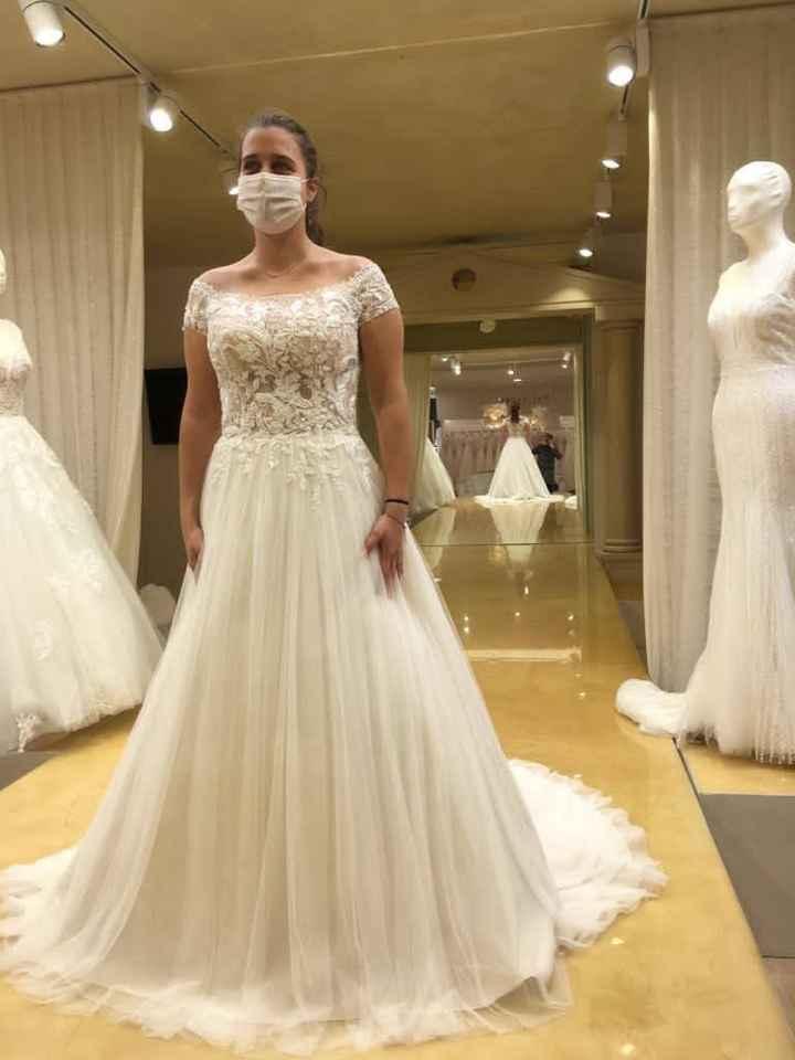 Vestito sposa 2021 - 3