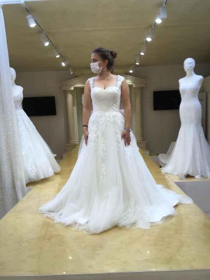 Vestito sposa 2021 - 4