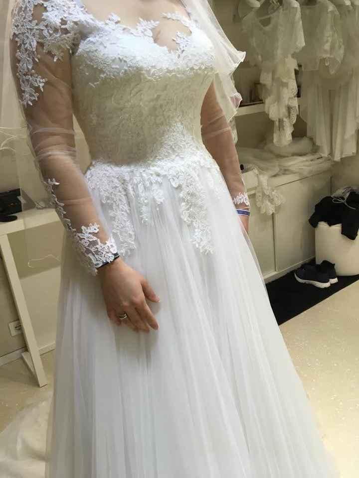Vestito sposa 2021 - 6