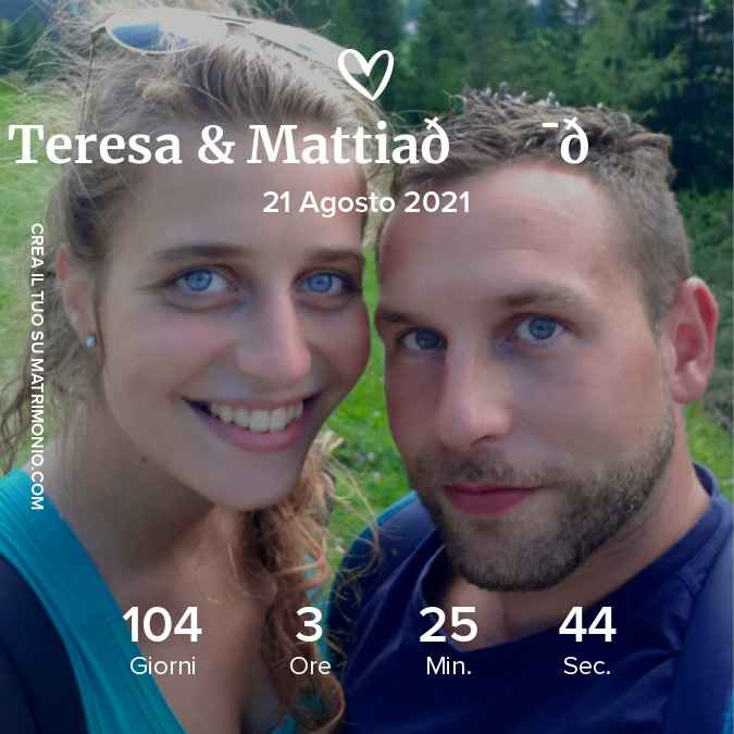 Countdown: quanto manca alle tue nozze? - 2