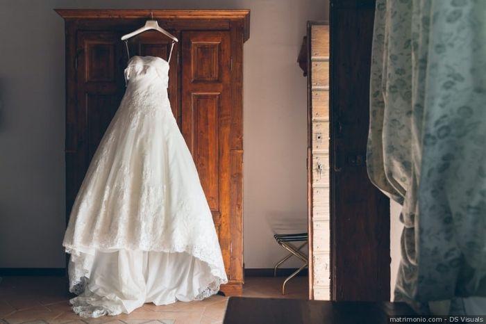 Dove acquisterete il vostro abito da sposa? 1