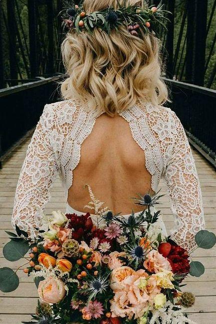 Definisci ogni dettaglio del tuo abito da sposa 👗 1