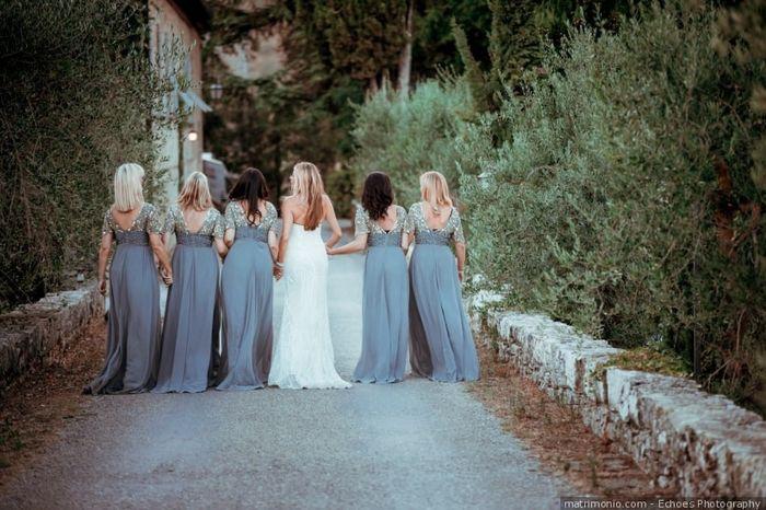 Tutto quello che devi sapere per scegliere i tuoi testimoni di nozze: il risultato! 1
