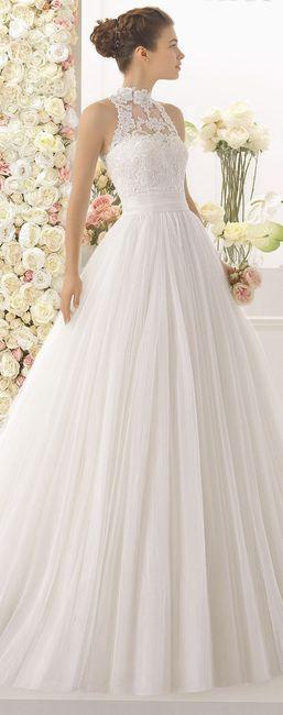 Scegliete l'abito da sposa che preferite 👗 1