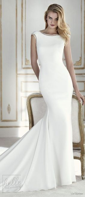 Scegliete l'abito da sposa che preferite 👗 2