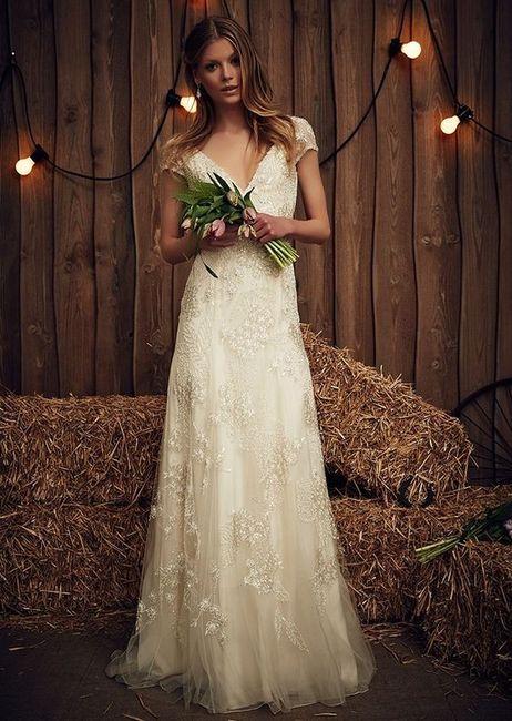 Scegliete l'abito da sposa che preferite 👗 3