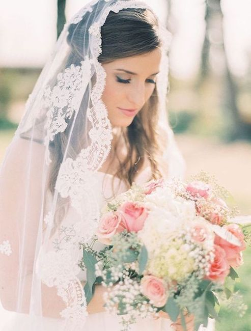 Chi deve acquistare il velo e il bouquet della sposa? 👰💐 1