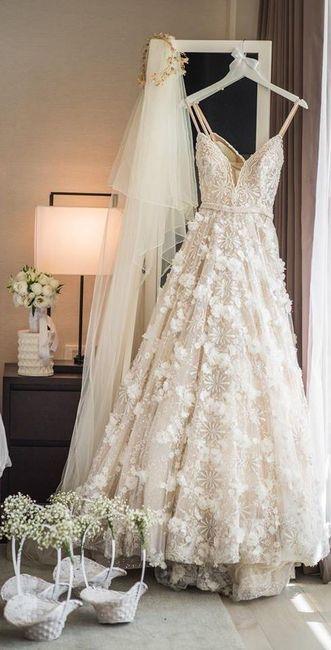 Dove si conserva l'abito da sposa dopo le nozze? 👗 1