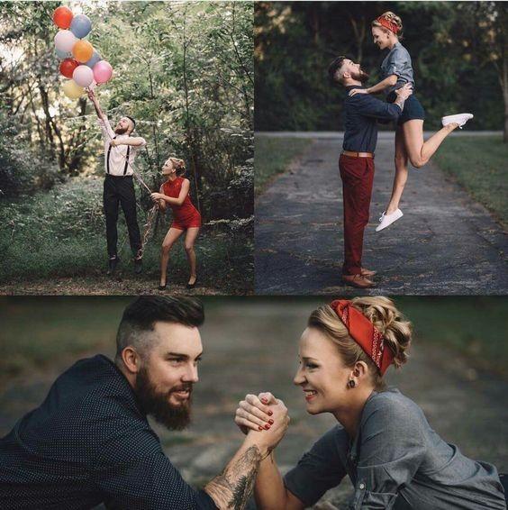 Avrete un servizio fotografico prematrimoniale? 💕📸 1