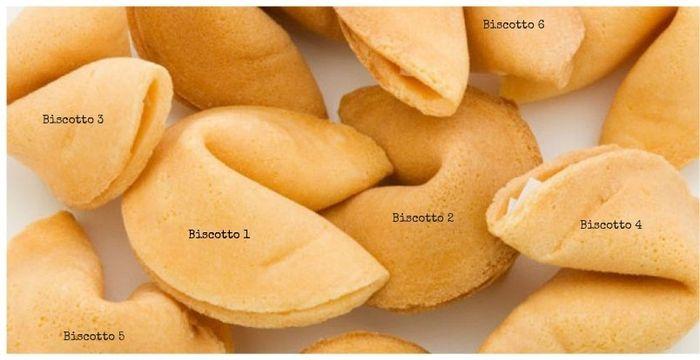 🥠 Scegli il tuo biscotto della fortuna! 🥠 1