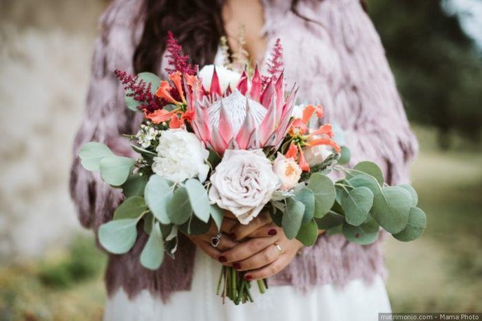 Scegli il bouquet più adatto alle tue nozze 🎁 4