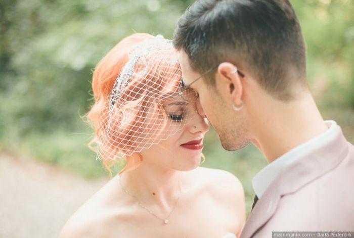625c3af30728 Sei una sposa classica se... il velo - Organizzazione matrimonio ...
