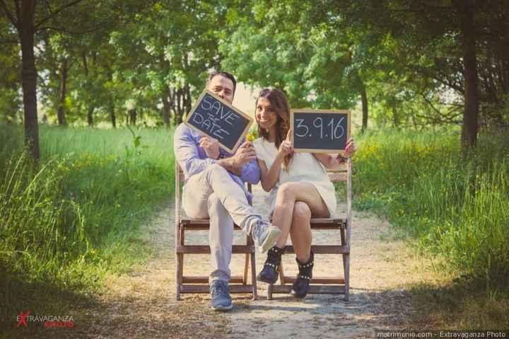 Qual è il giorno delle vostre nozze? 1
