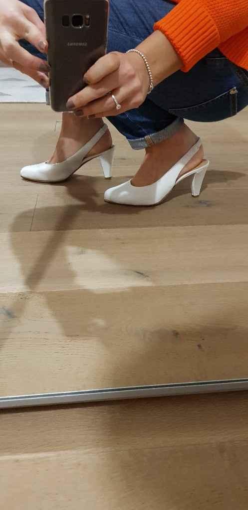 Ritiro scarpe...entusiasmo alle stelle!! - 1