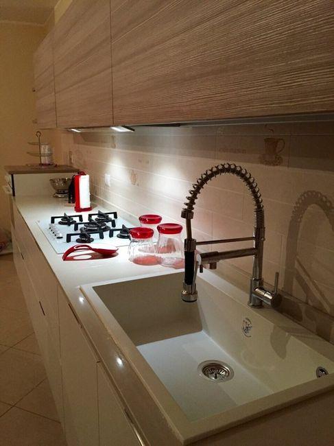 Consiglio per cucina (lavabo e piano cottura) - Vivere insieme ...