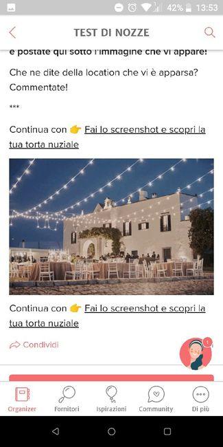 Fai lo screenshot e scopri la tua location 8