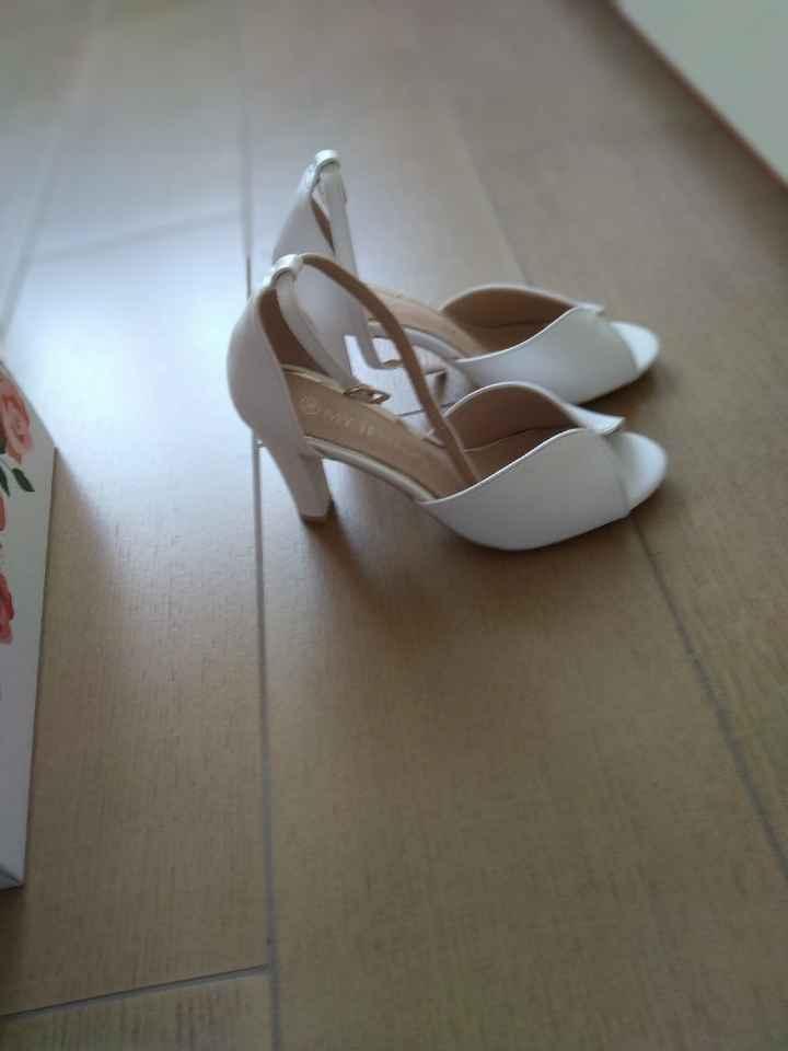 Scopri le scarpe per i tuoi passi più importanti - Il risultato - 1