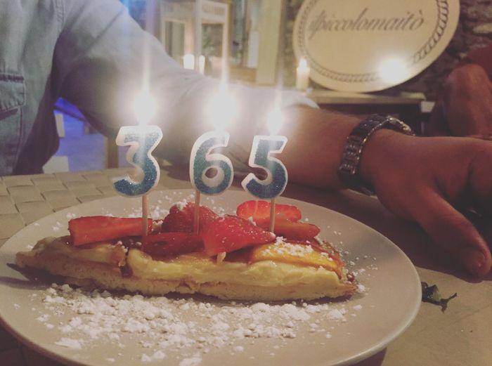 Il nostro -365 giorni 2