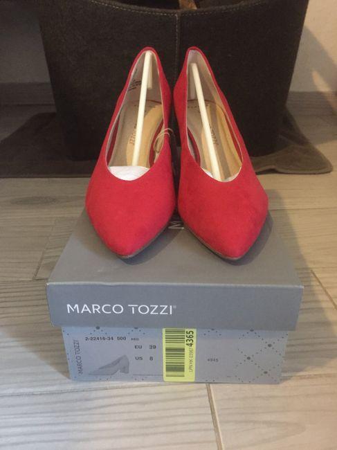 Che scarpe avete scelto per il vostro matrimonio? 13