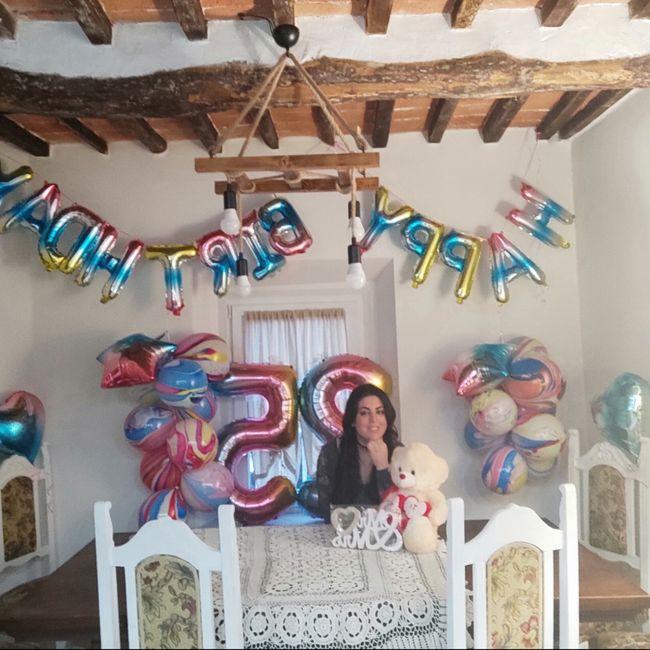 25esimo compleanno 1