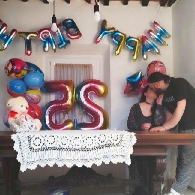 25esimo compleanno 2