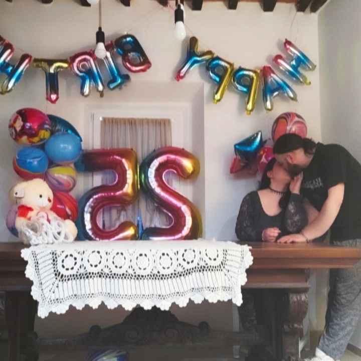 25esimo compleanno - 2