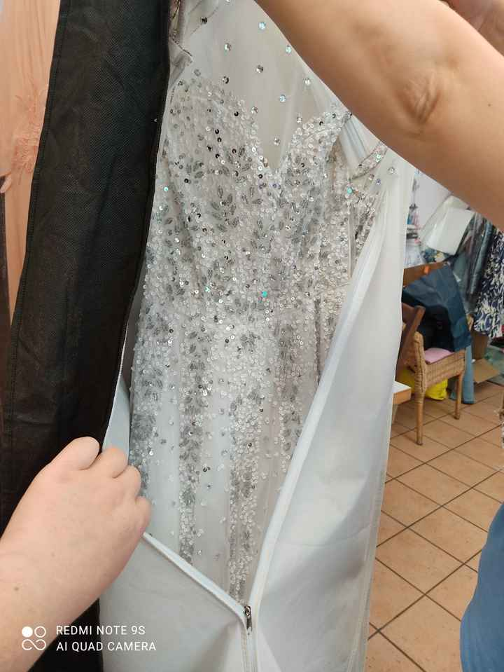 Wedding party dress 👗 🎉🥂 👰🏼♀️ - 1