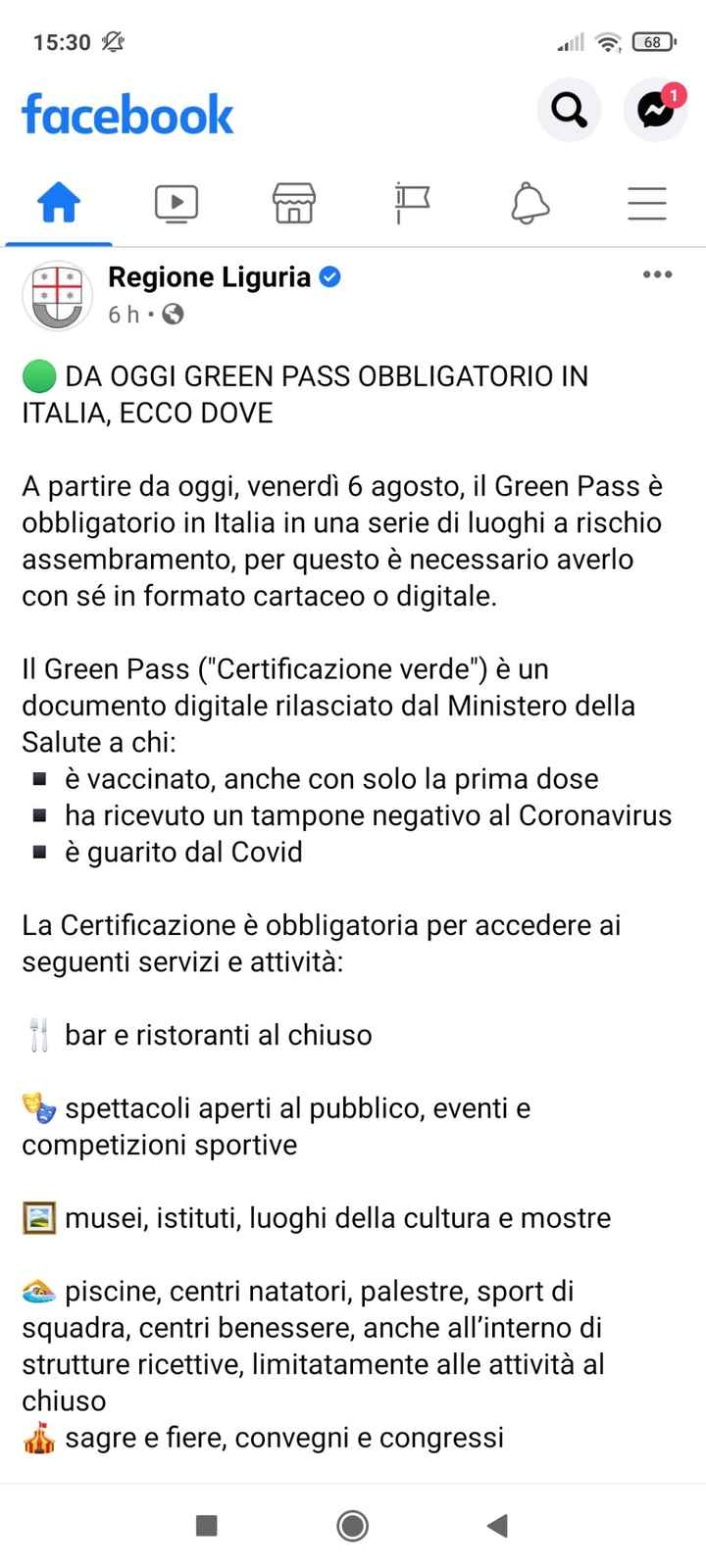 Per chi si sposa in Liguria - 1