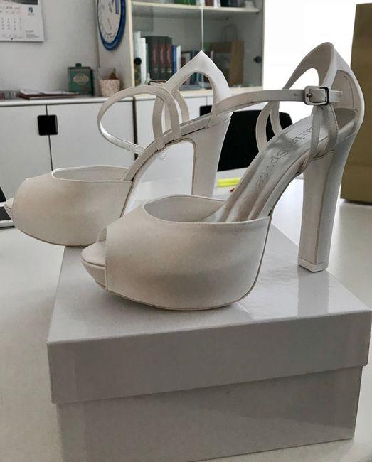 Le mie adorate scarpe, finalmente ❤️ - 1