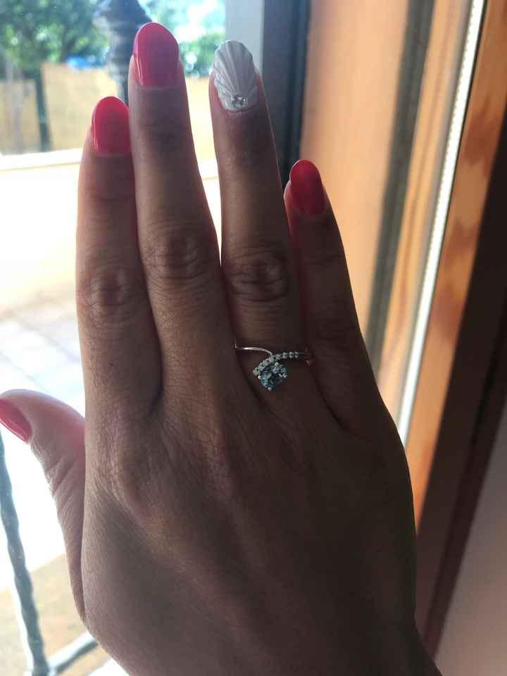 Primo regalo da marito 🎁💍 - 2