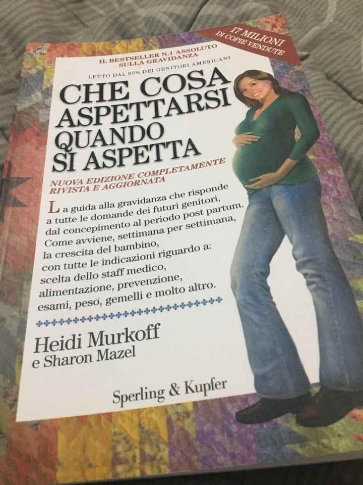 Libri da leggere in gravidanza? - 1