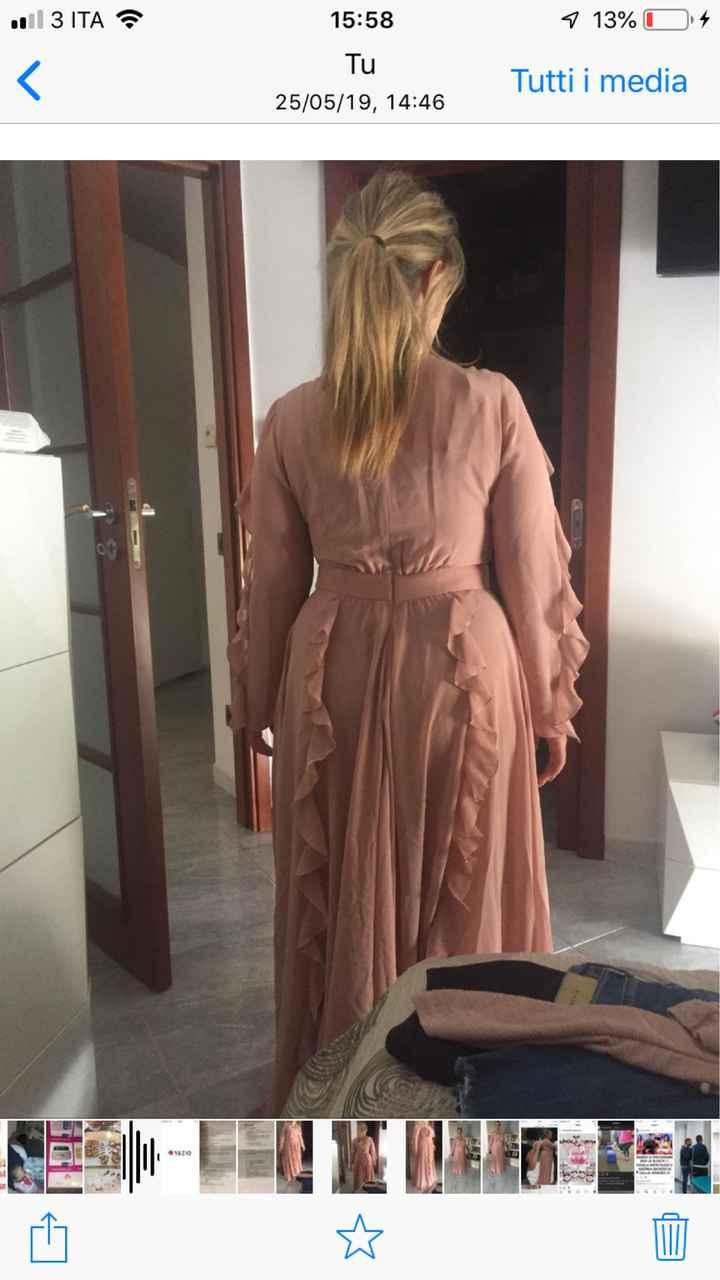 Vestito battesimo mamma. - 2