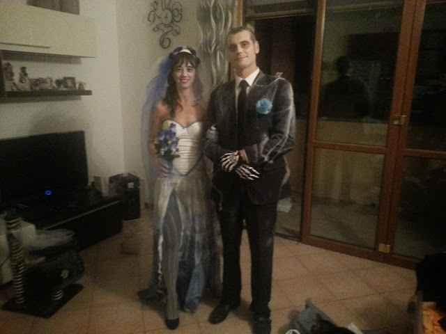 Il perfetto abito da sposa per halloween - 1