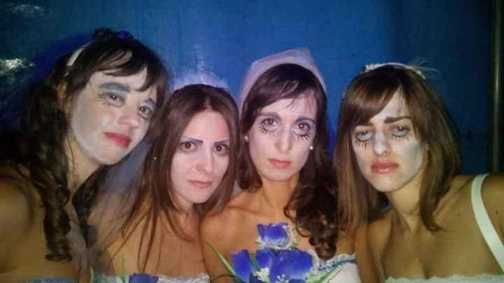 Il perfetto abito da sposa per halloween - 2