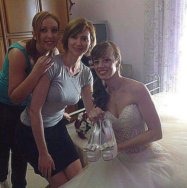 Dove tingere scarpe da sposa - 1