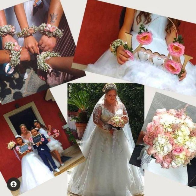 Finalmente Sposi 15 Luglio 2021😍❤🥰✌ 1