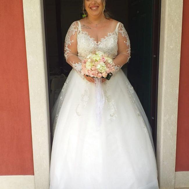 Finalmente Sposi 15 Luglio 2021😍❤🥰✌ 5