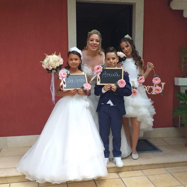 Finalmente Sposi 15 Luglio 2021😍❤🥰✌ 7