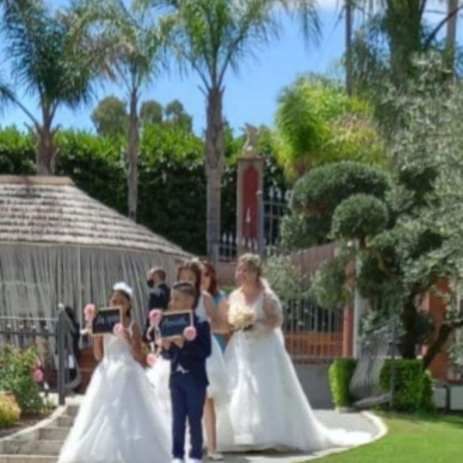 Finalmente Sposi 15 Luglio 2021😍❤🥰✌ 18