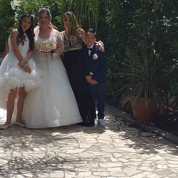 Finalmente Sposi 15 Luglio 2021😍❤🥰✌ - 8